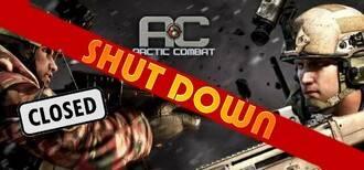 Arctic Combat logo