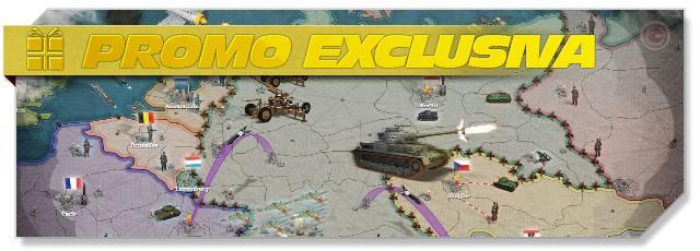 Call of War - Exclusive Giveaway headlogo - ES