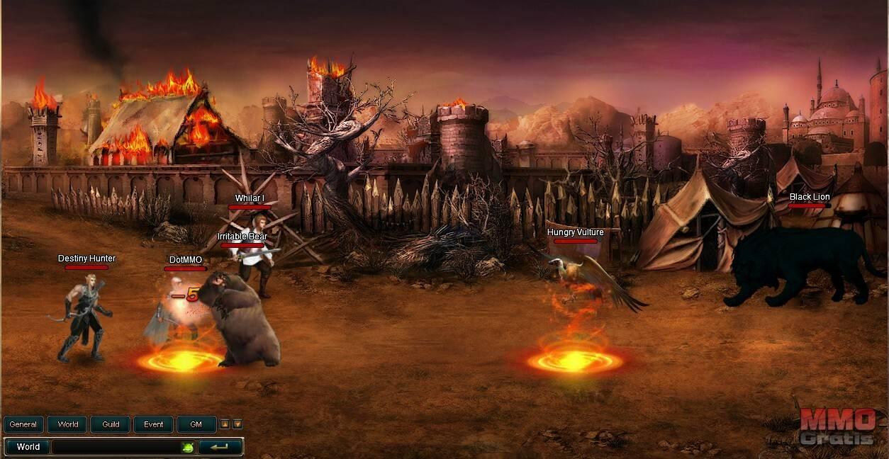Imagenes de Dragon's Call 2