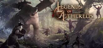 Legends of Aethereus logo