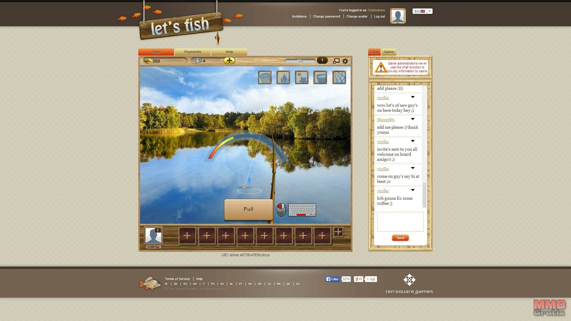 Imagenes de Let's Fish