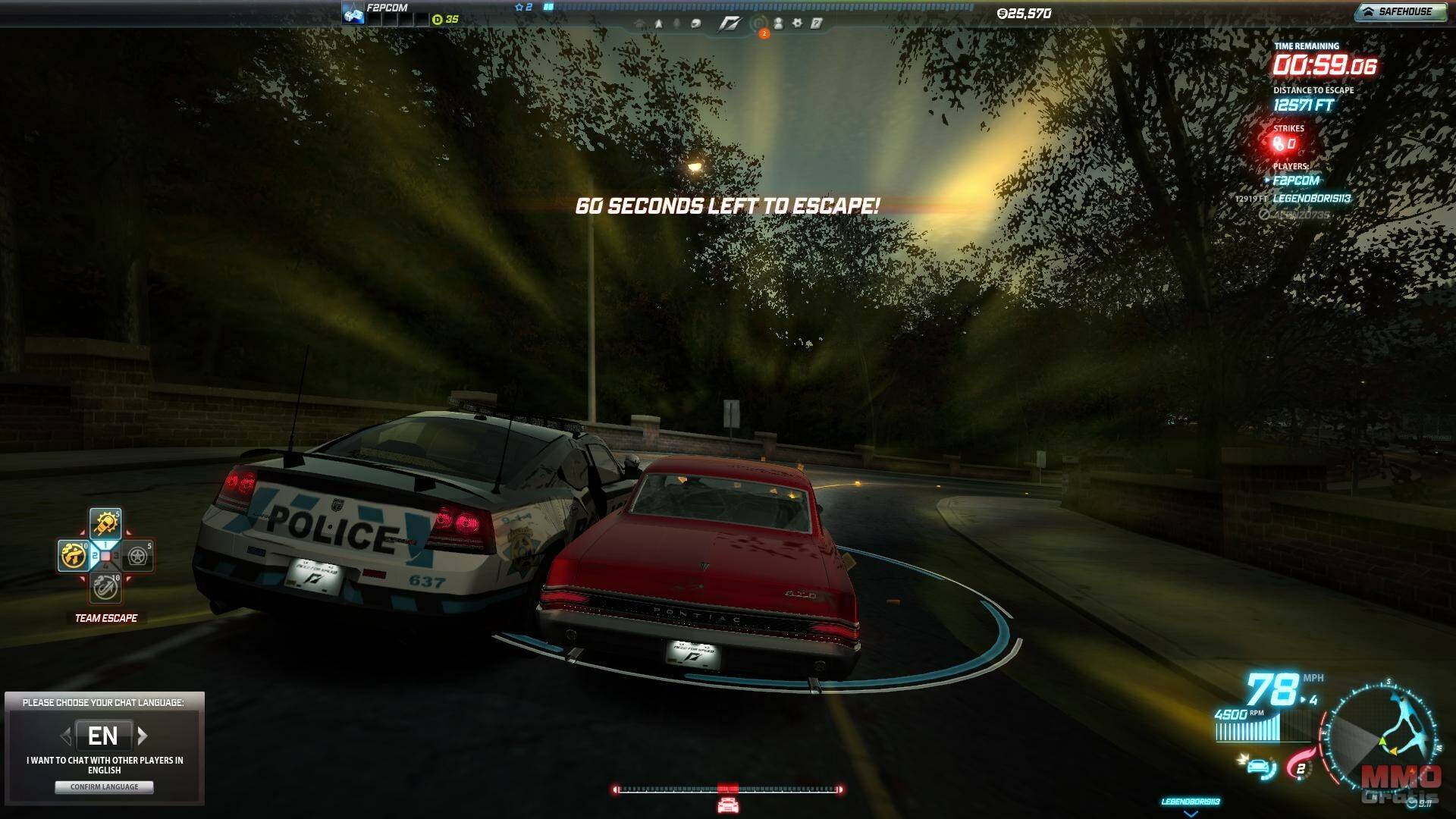 Imagenes de Need for Speed World