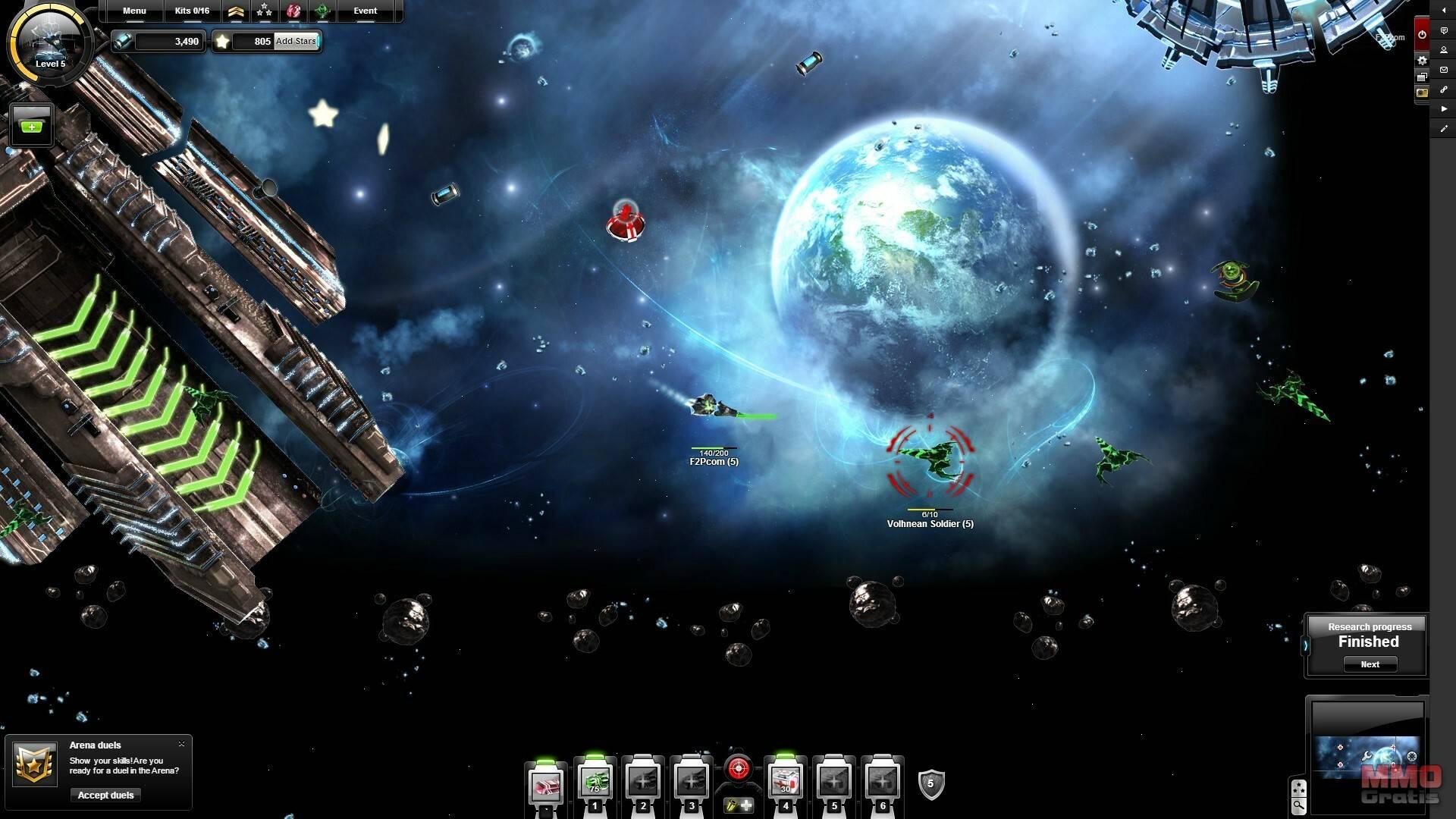 Imagenes de Nova Raider