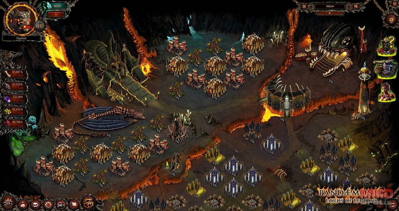 Imagenes de Pandaemonic – Lords of Legions