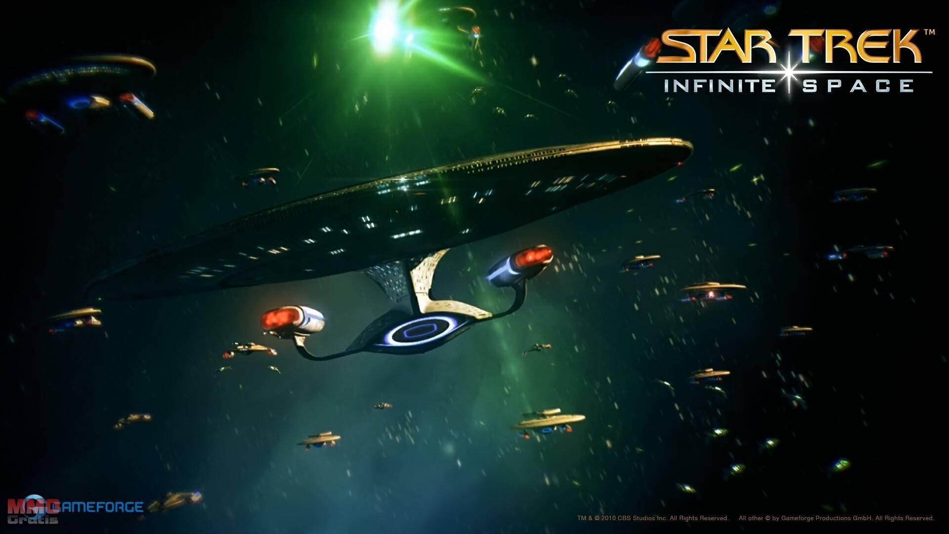 Nuevos Wallpapers Full Hd De Star Trek Infinite Space