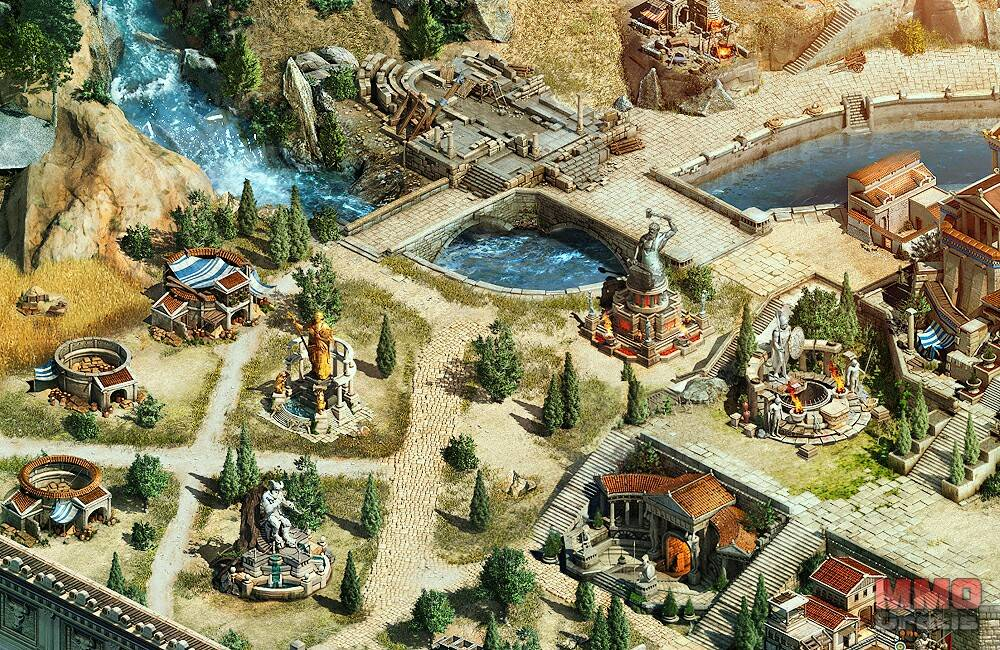 Imagenes de Sparta: War of Empires