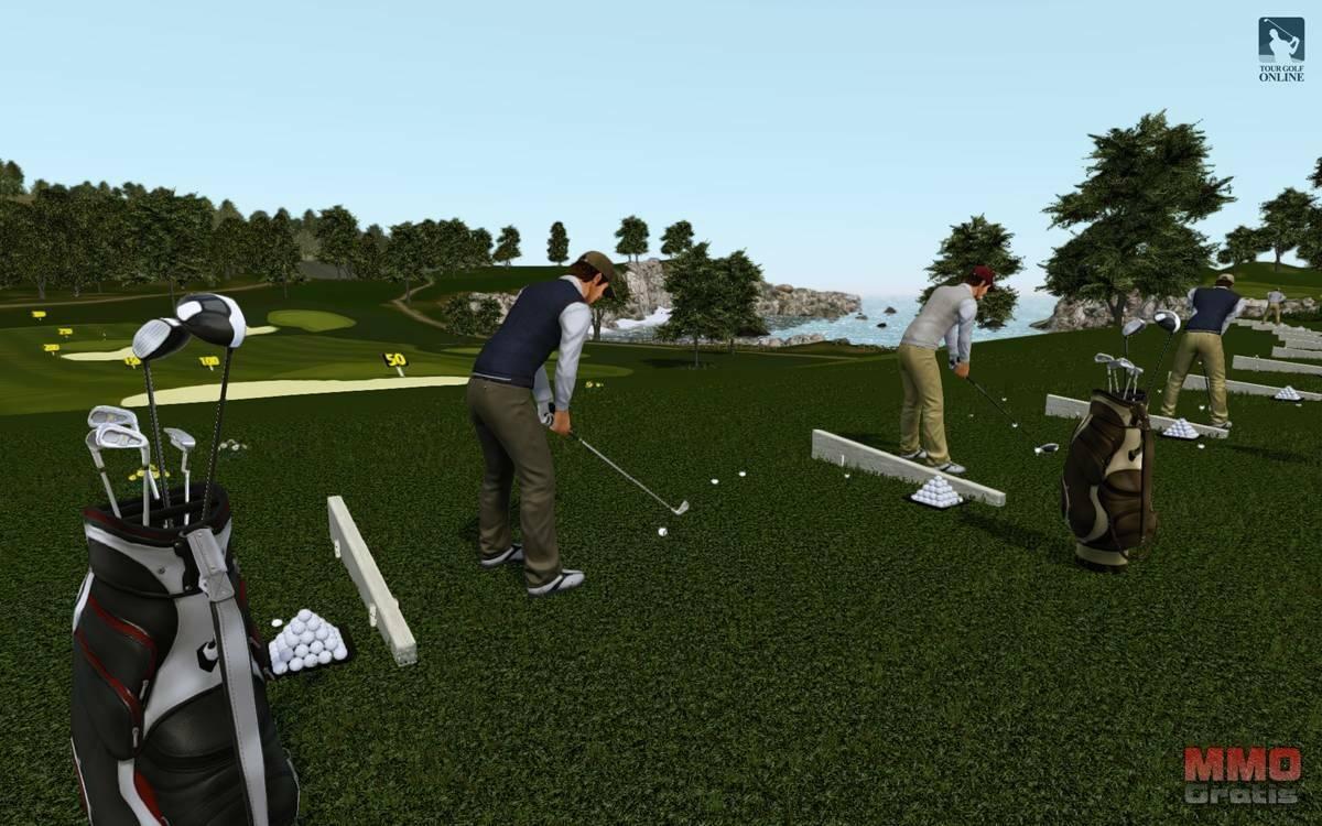 Imagenes de Tour Golf Online
