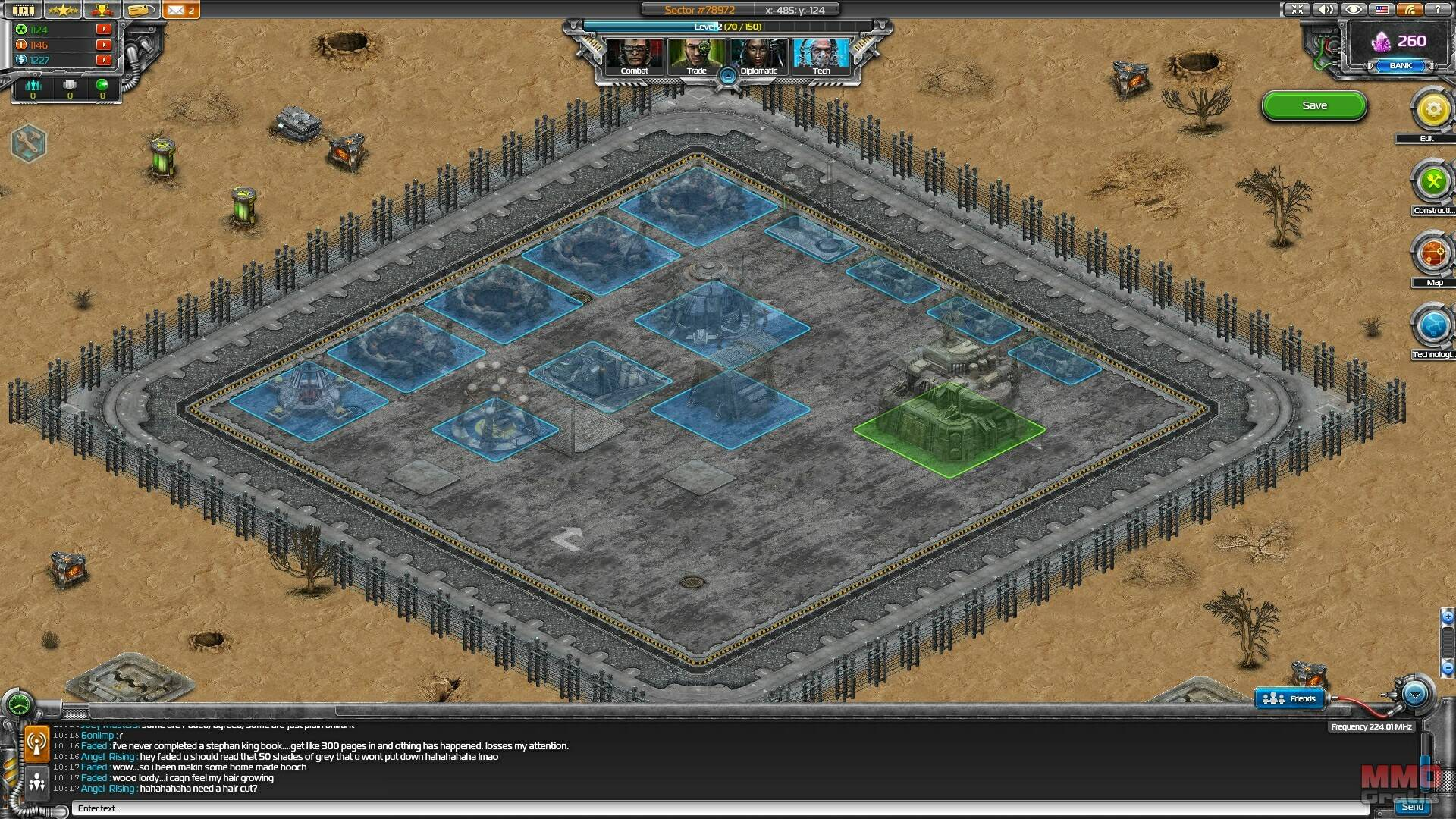 Imagenes de Total Domination: Nuclear Strategy