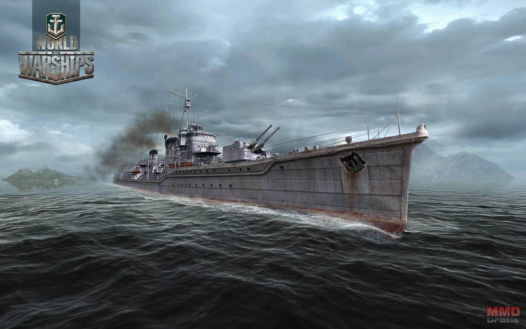 Imagenes de World of Warships