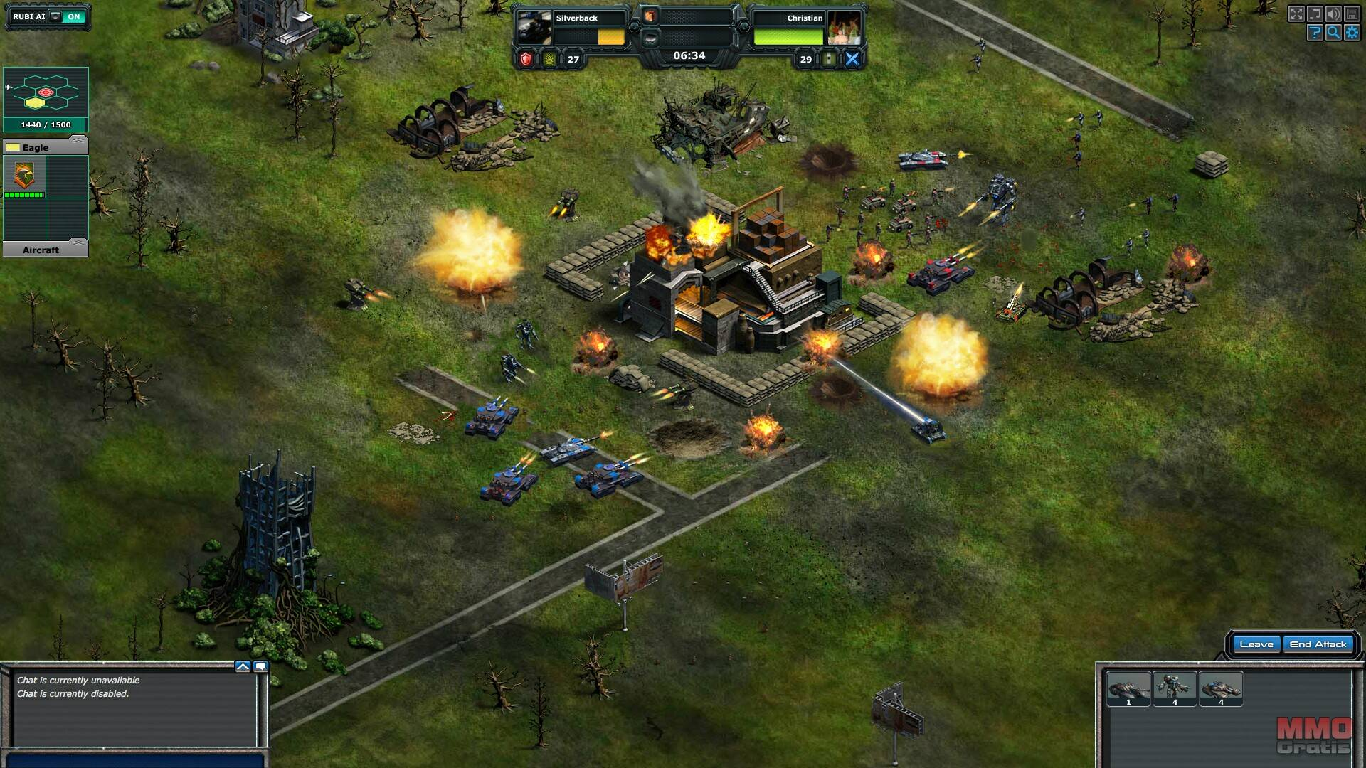 Imagenes de War Commander