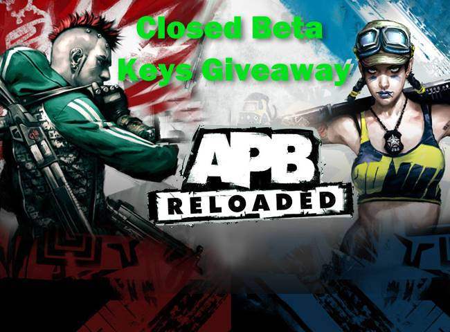With MMO Reviews has announced a closed beta key giveaway. and follow