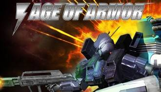 Age of Armor logo