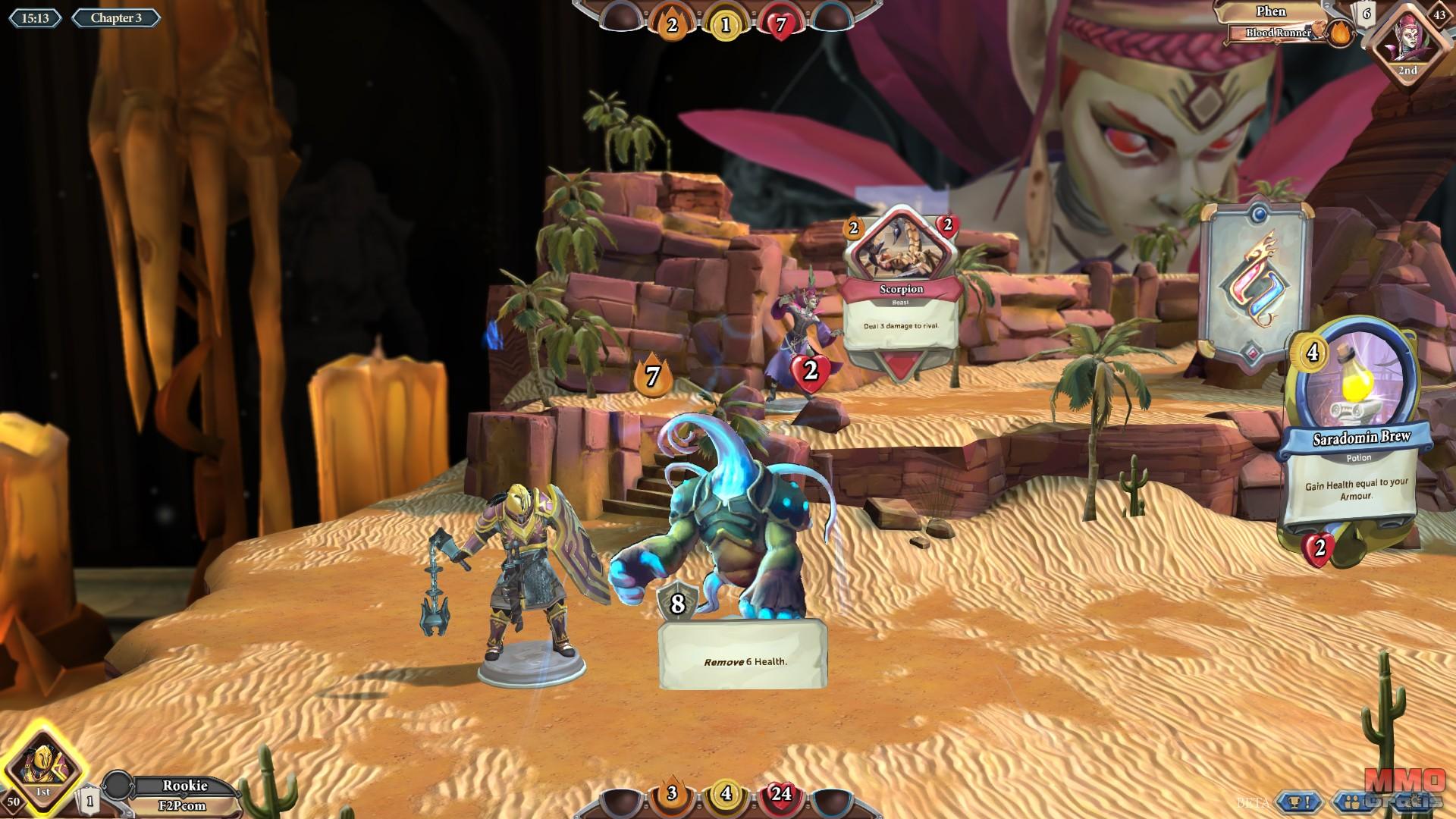 Imagenes de Chronicle: RuneScape Legends
