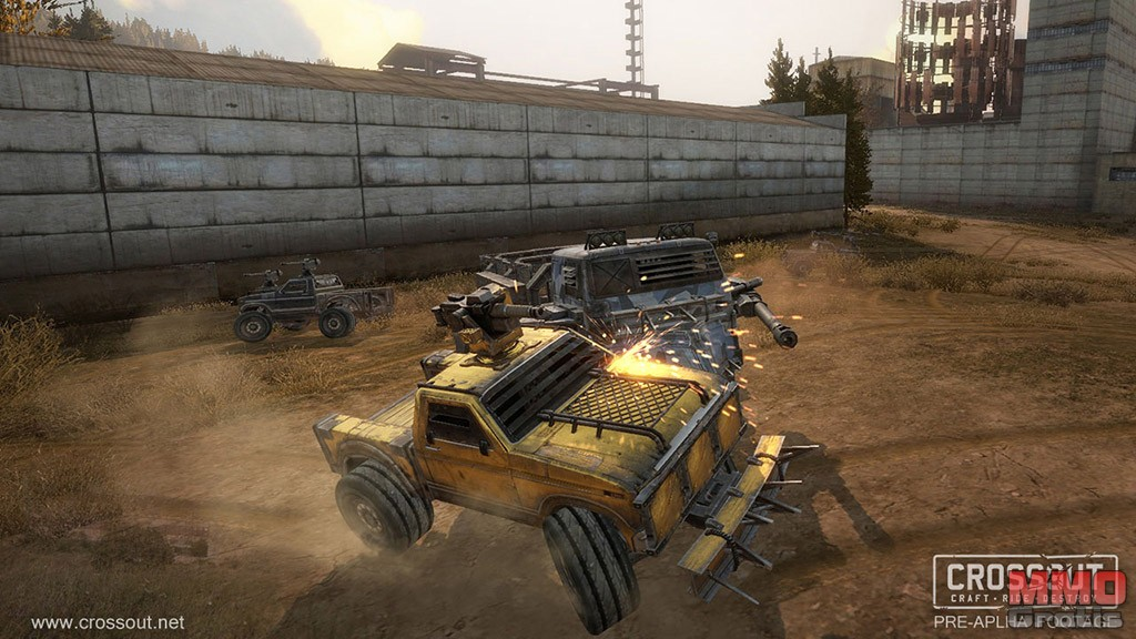 Imagenes de Crossout