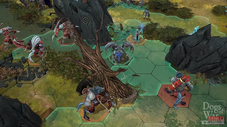 Imagenes de Dogs of War Online