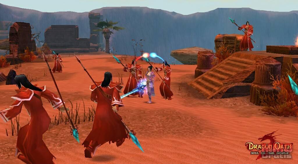 Imagenes de Dragon Oath 2