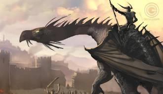 Dragons of Atlantis logo