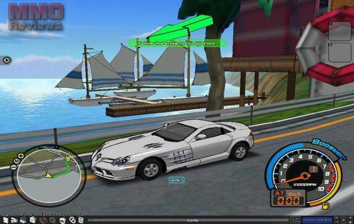 Imagenes de Drift City