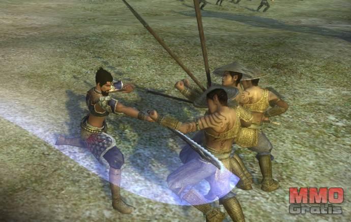 Imagenes de Dynasty Warriors Online