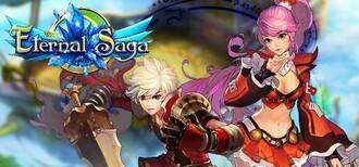 Eternal Saga logo