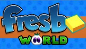 Fresbo World logo
