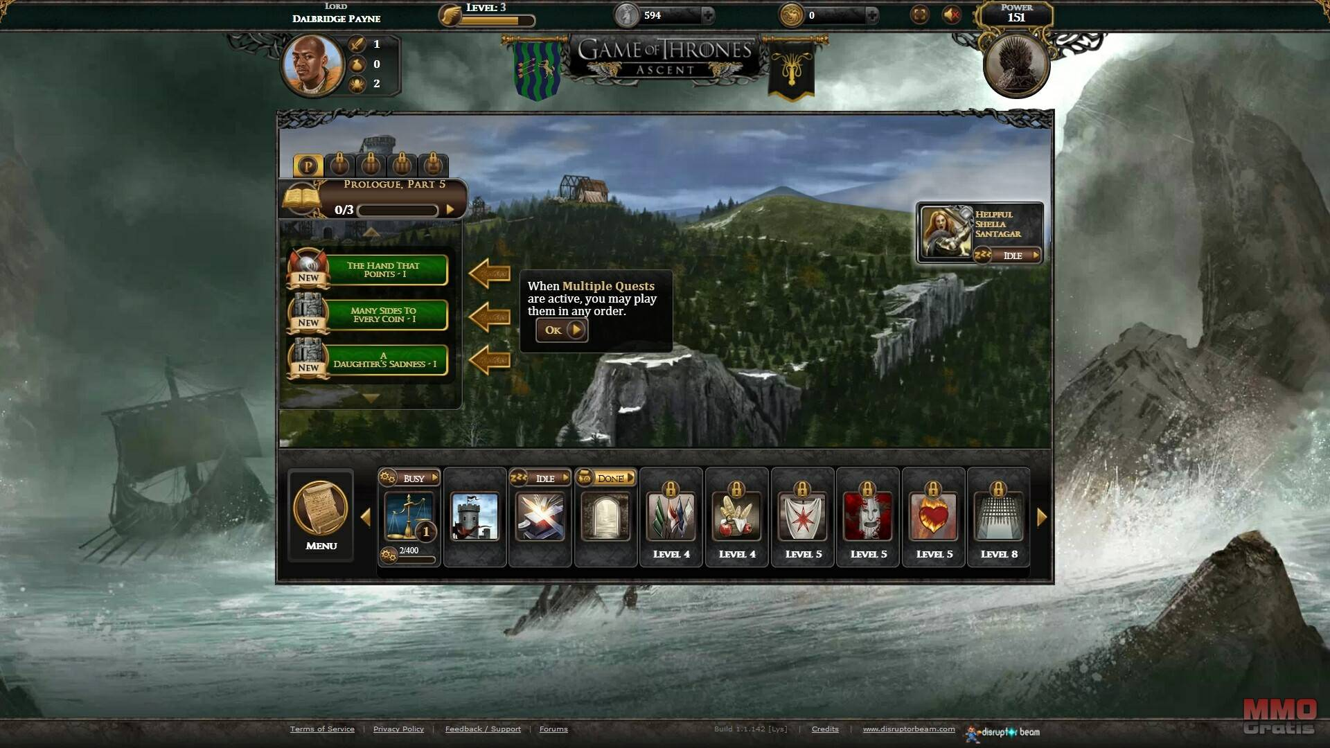 Imagenes de Game of Thrones Ascent