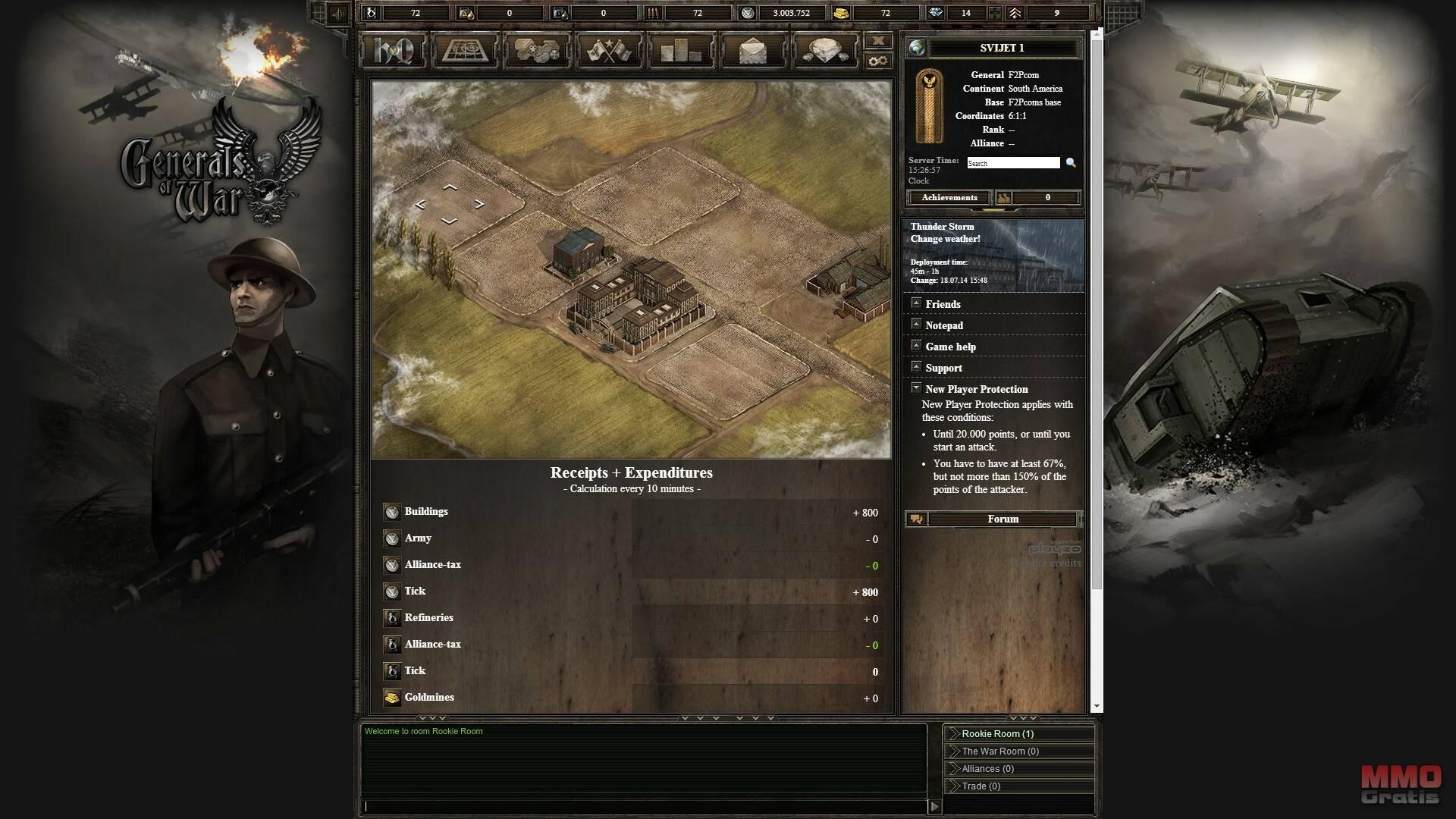 Imagenes de Generals of War