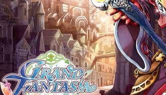Grand Fantasia logo