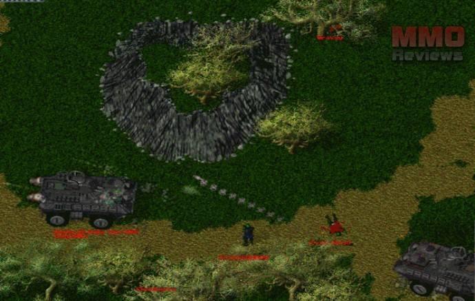 Imagenes de Infantry Online