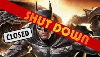 Infinite Crisis - MMOReviews Shutdown headlogo
