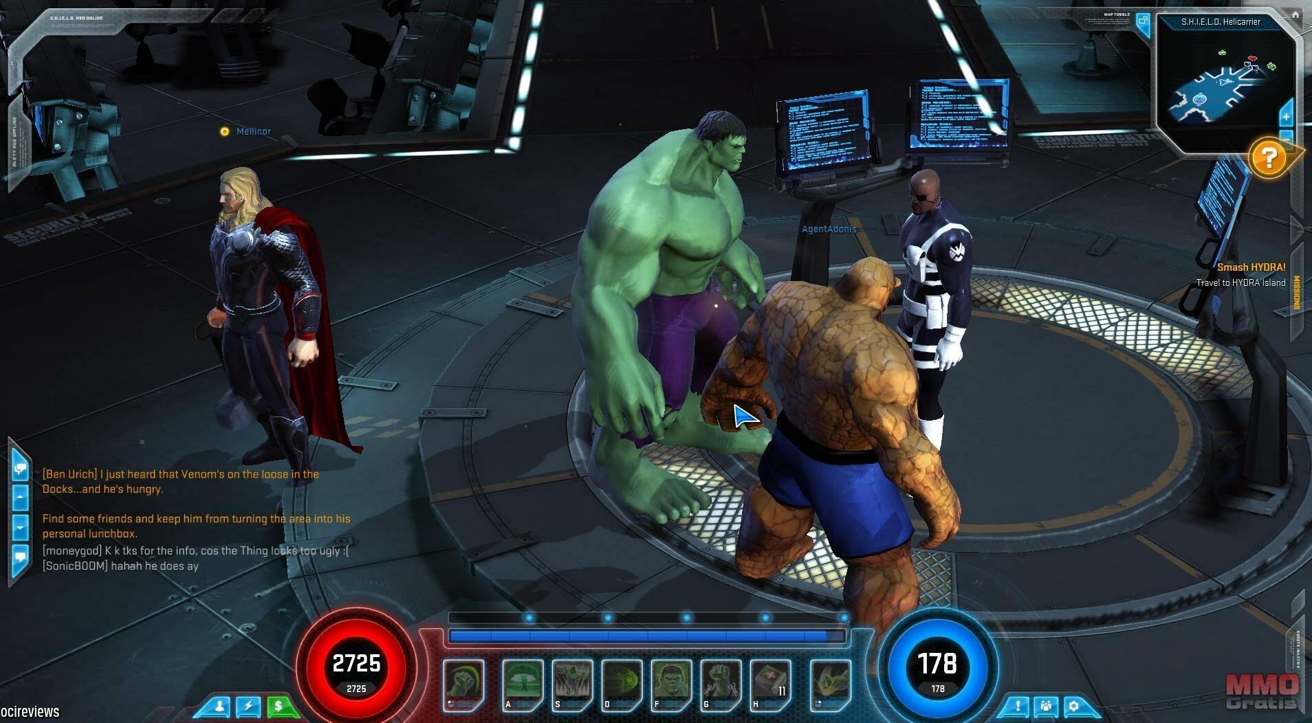 Imagenes de Marvel Heroes 2015