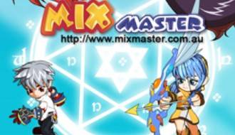 Mixmaster Online logo