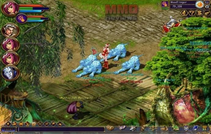 Imagenes de Myth War 2 Online