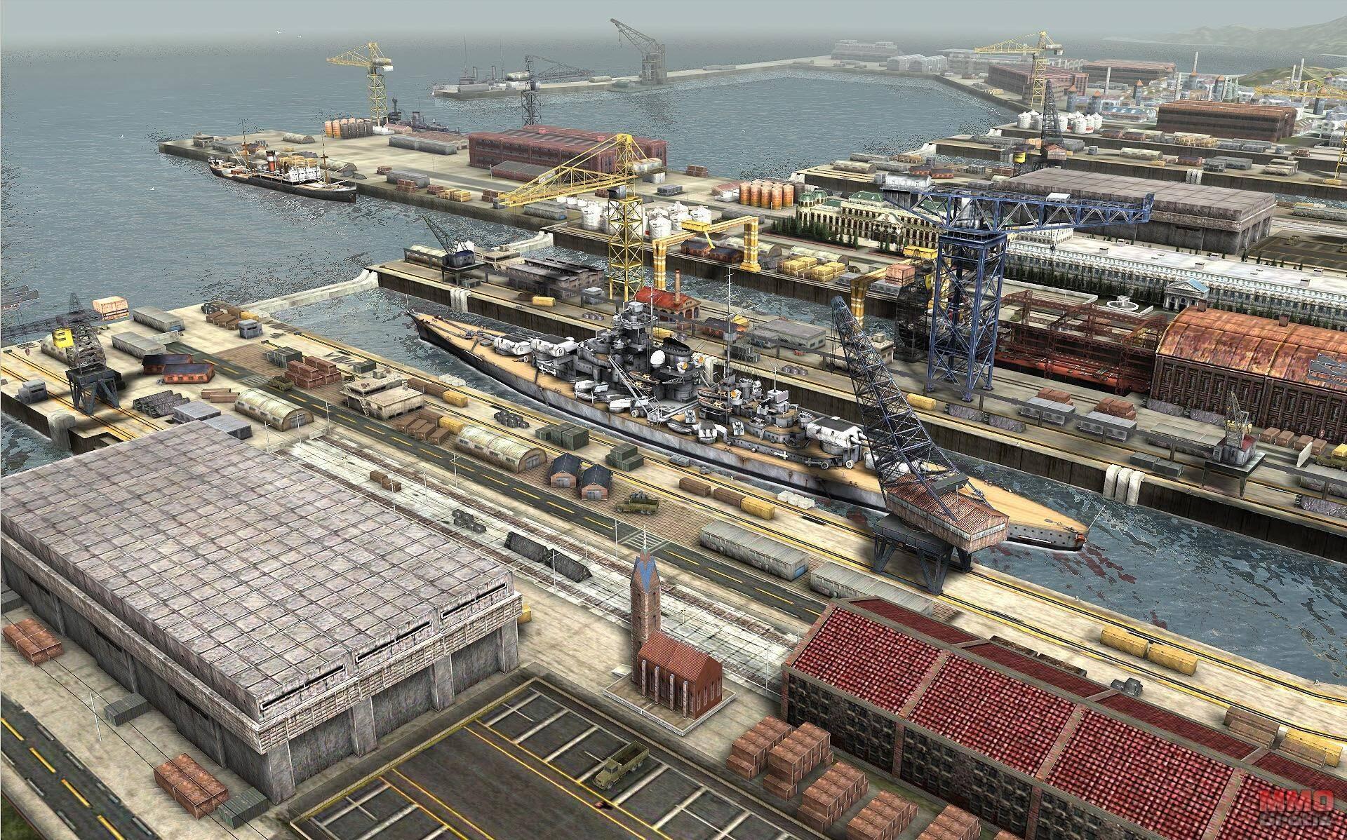 Imagenes de NavyField 2