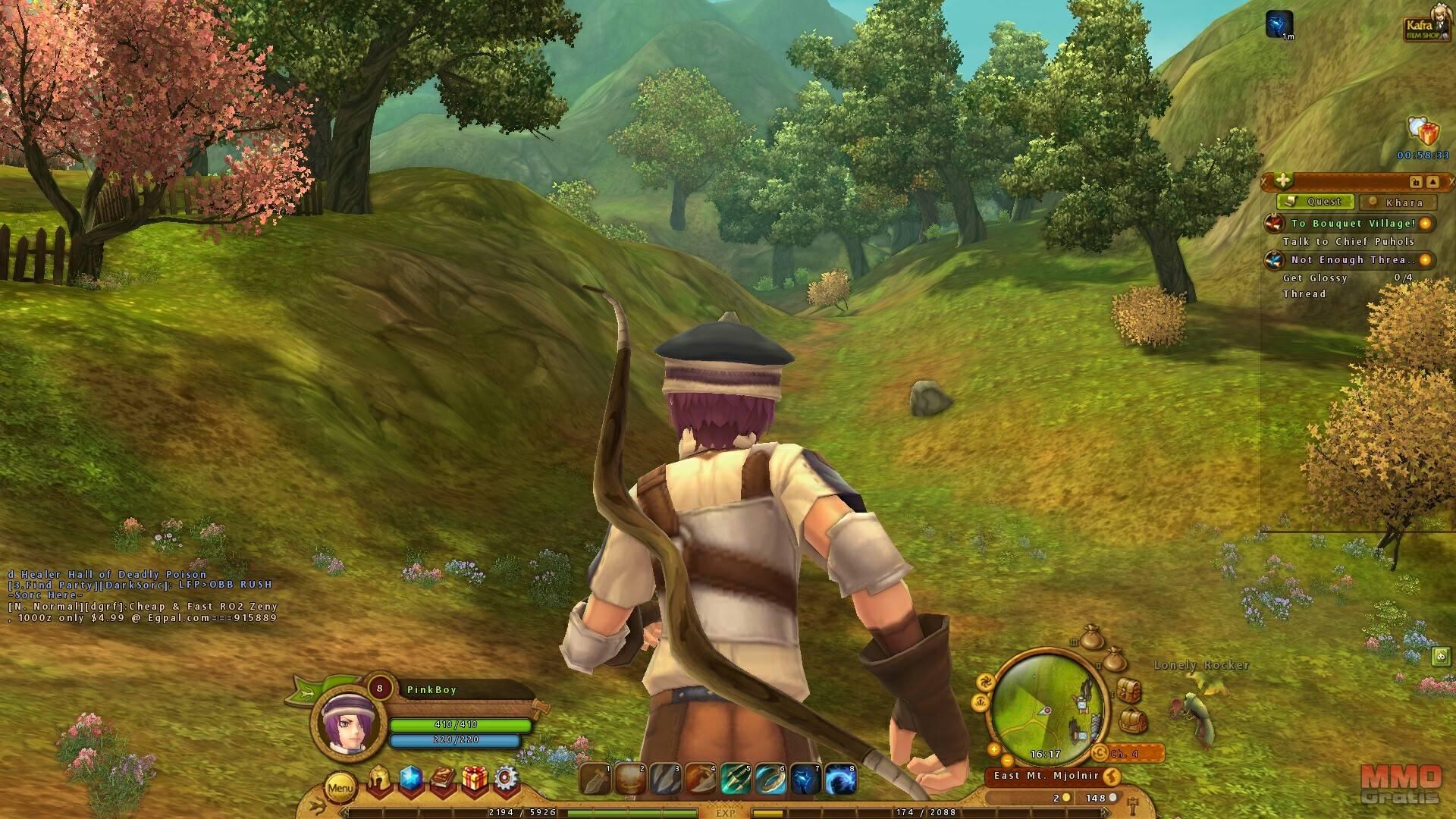 Imagenes de Ragnarok Online II