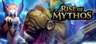 Rise of Mythos logo