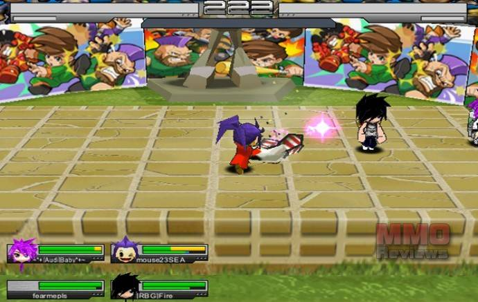 Imagenes de Splash Fighters