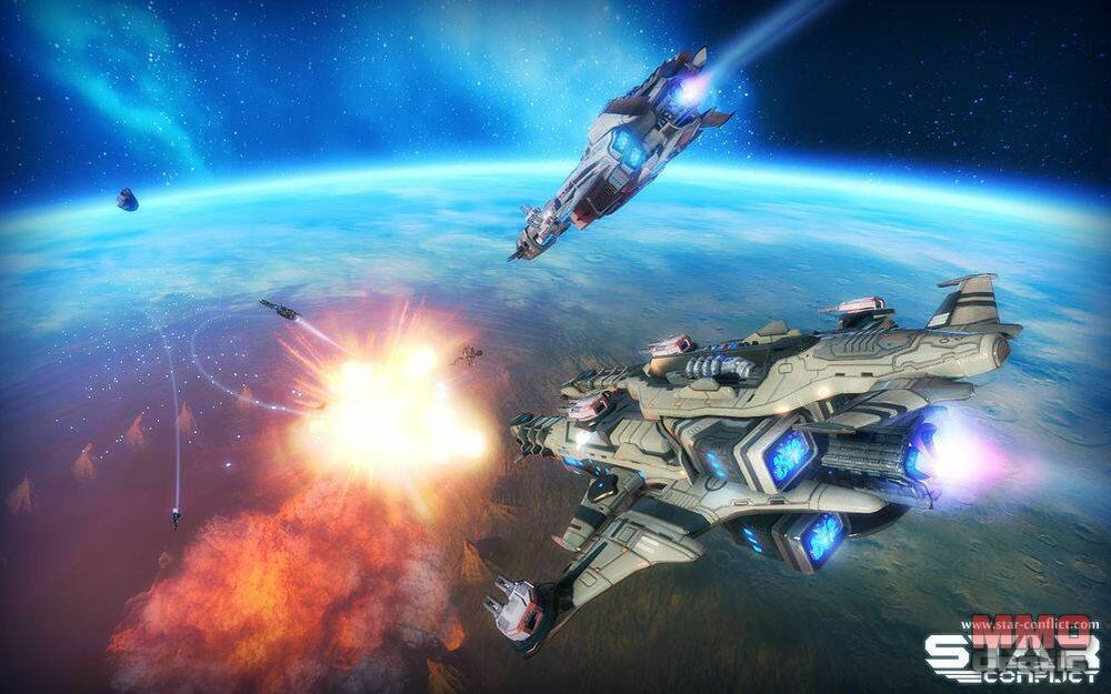 Star Conflict Review GS1