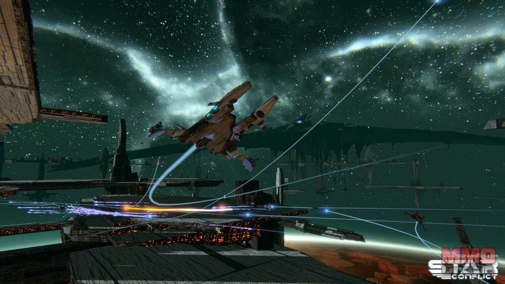 Star Conflict Review GS10