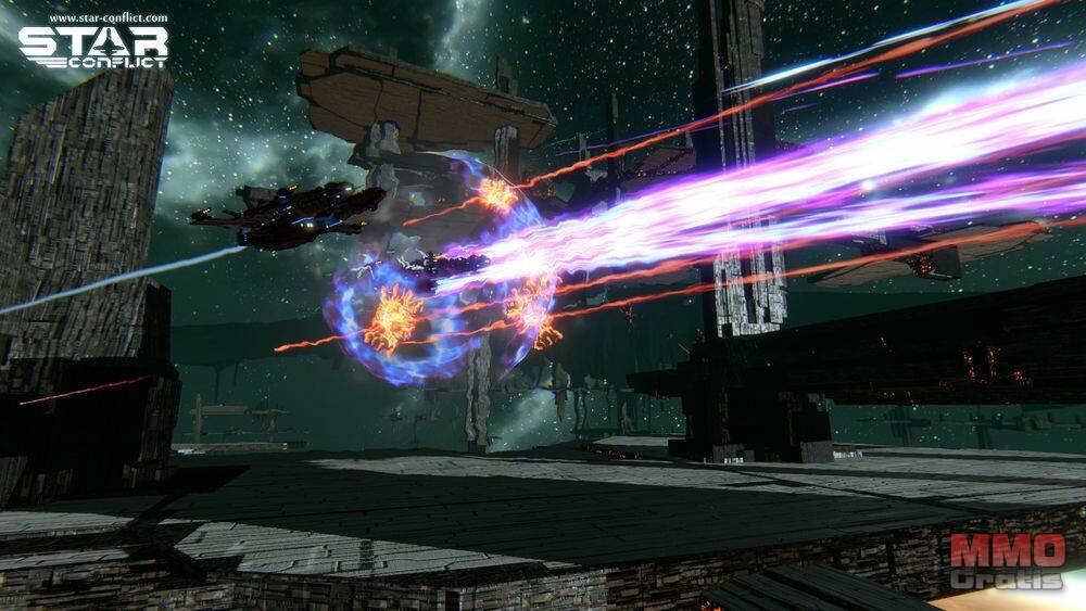 Star Conflict Review GS2
