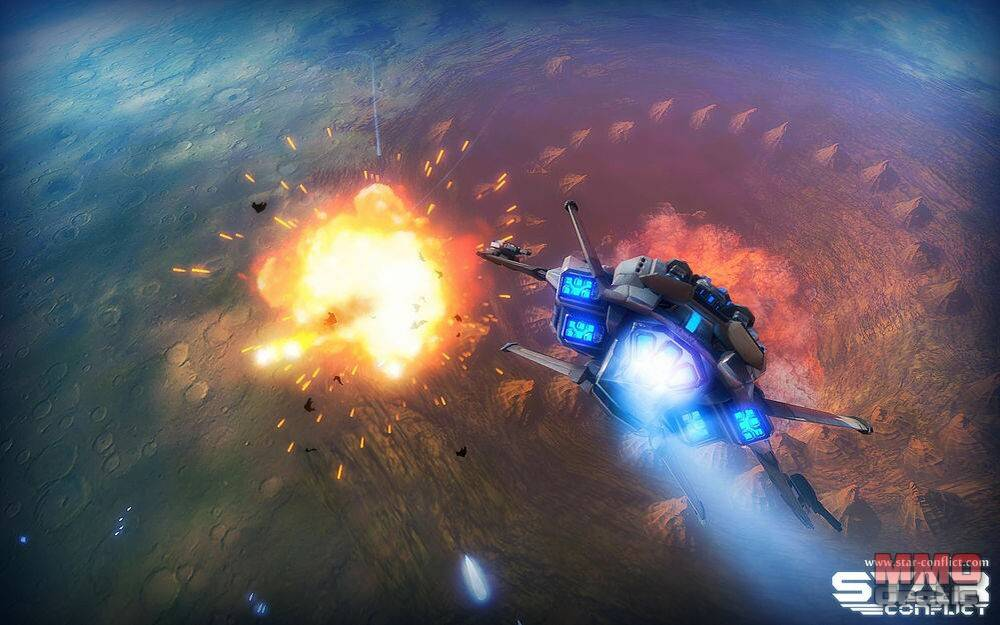Star Conflict Review GS3