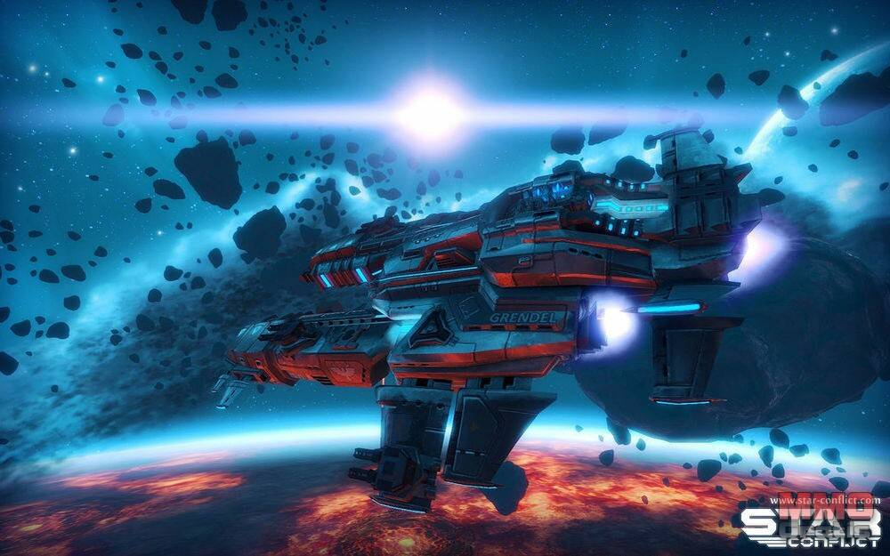 Star Conflict Review GS4