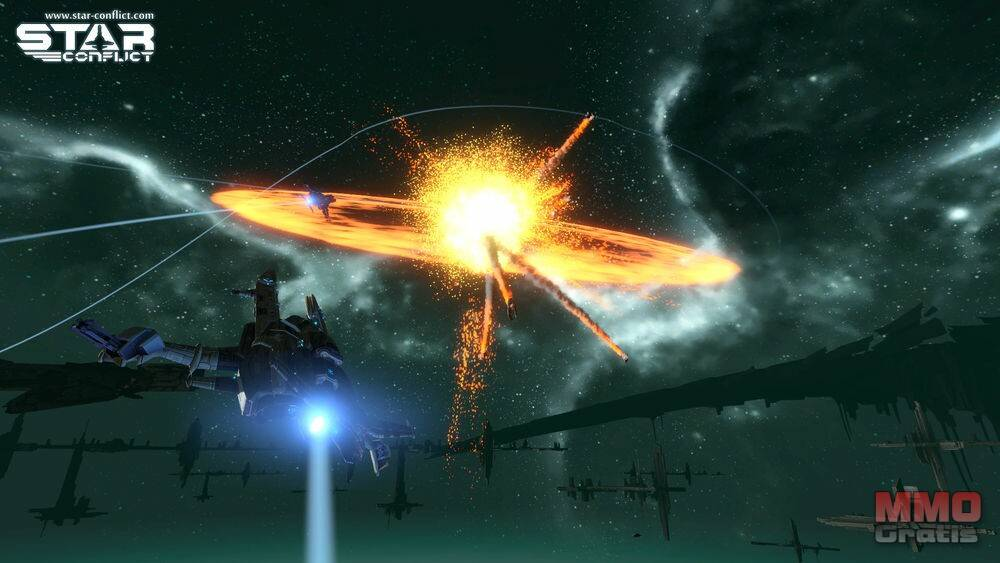 Star Conflict Review GS6
