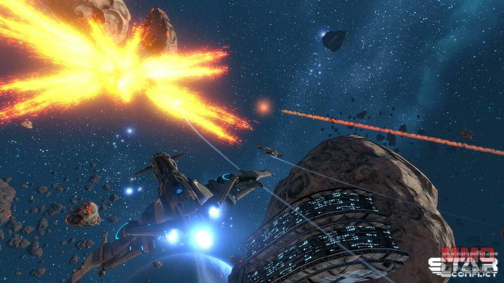 Star Conflict Review GS7