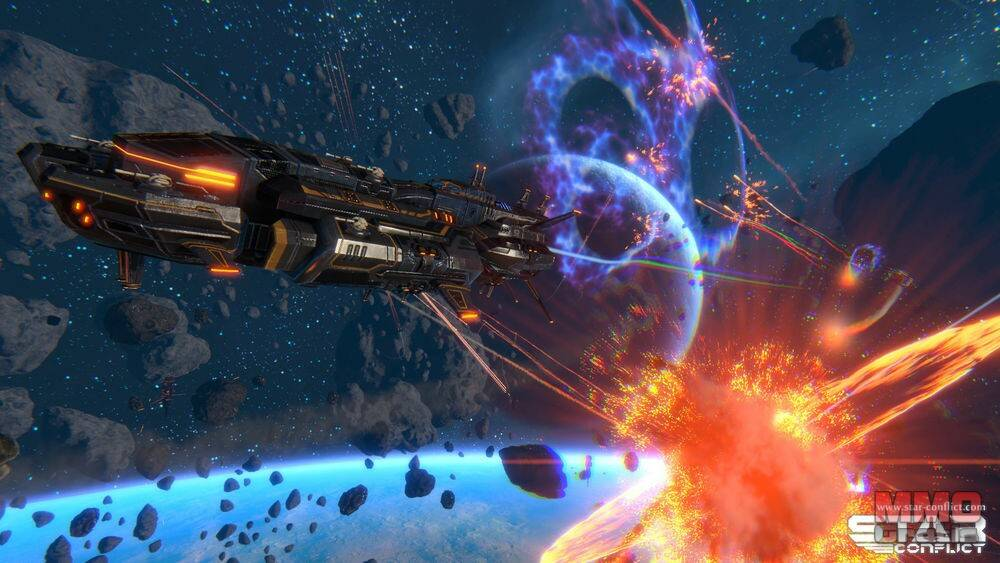 Star Conflict Review GS9