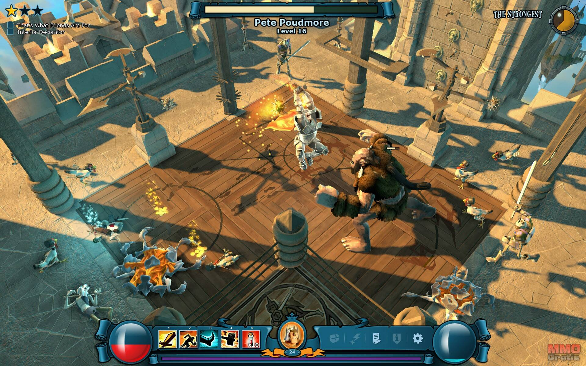 Imagenes de The Mighty Quest for Epic Loot