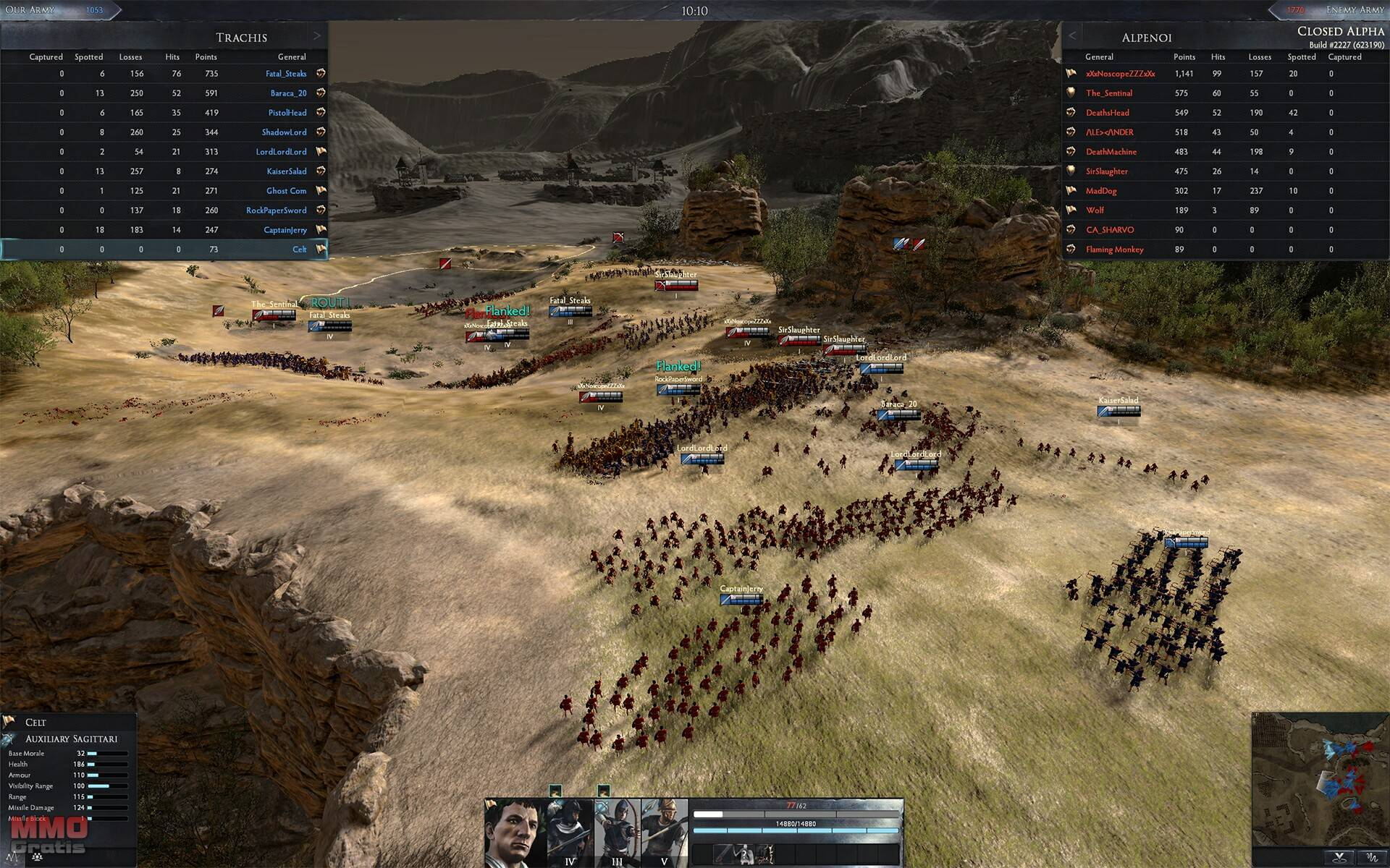 Imagenes de Total War: Arena