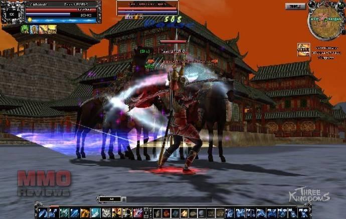 Imagenes de Three Kingdoms: The battle begins