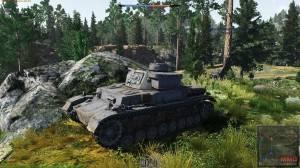 War thunder GF ps4 GS7