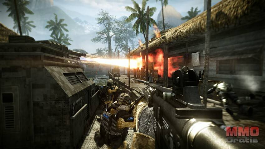 Warface Review GS5